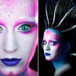 Alien Make Up1