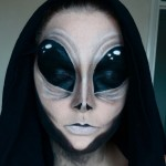 Alien Make Up15