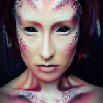 Alien Make Up16
