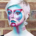 Alien Make Up3