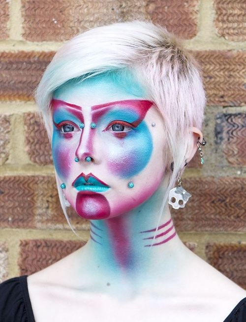 Alien Makeup Gallery Examples And How To Videos