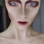 Alien Make Up8