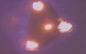 Belgian Triangle UFO