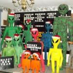 crhistmas aliens